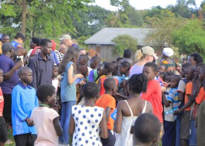 Impact Nations Children and Families Event in Africa
