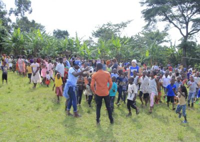 Impact Nations Children and Families Event in Africa Nigeria