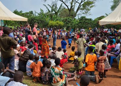 Impact Nations Children and Families Event in Africa with Jeff