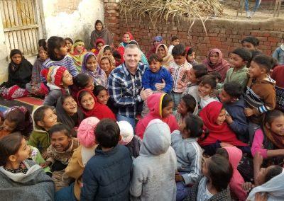 Impact Nations Evangelist Jeffrey Battles Preaching
