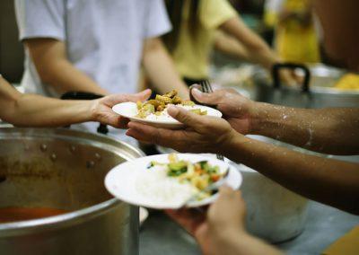 Impact Nations Feeding Poor People