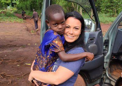 Impact Nations Global Greatful Little Girl