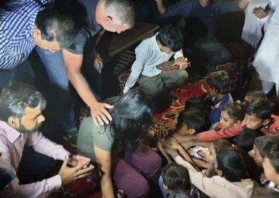 Impact Nations Group Praying