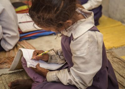 Impact Nations Poor Child Going to School
