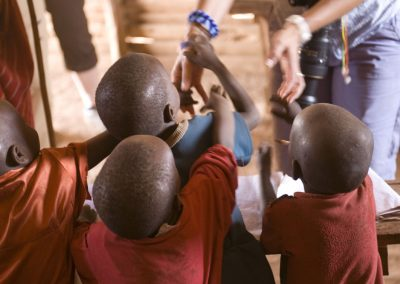 Impact Nations Poor Children in Africa Going to School