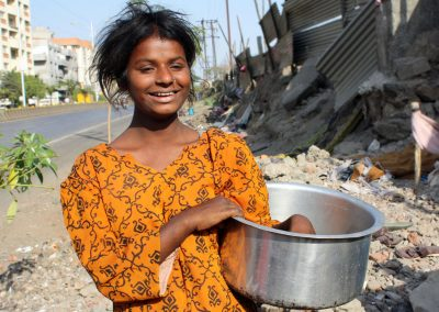 Impact Nations Poor Indian Teenager