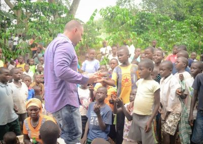 Impact Nations Preaching in Africa