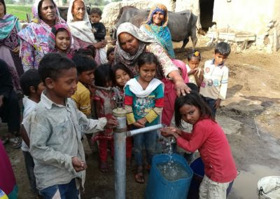 Impact Nations Proving Clean Water Pump for Poor Villages in India
